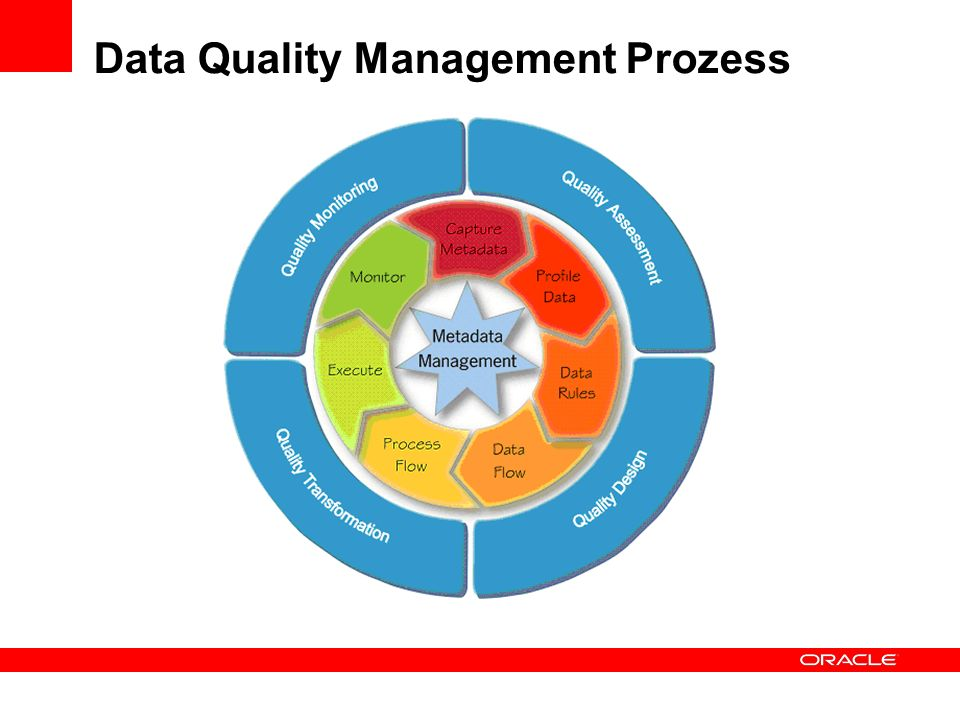 Data Quality Management Prozess
