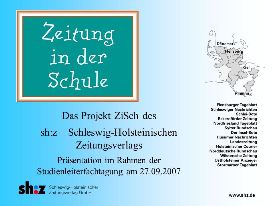sh:z – Schleswig-Holsteinischen Zeitungsverlags