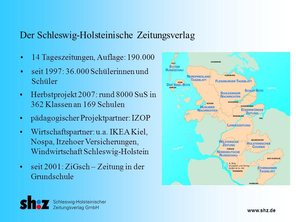 Der Schleswig-Holsteinische Zeitungsverlag
