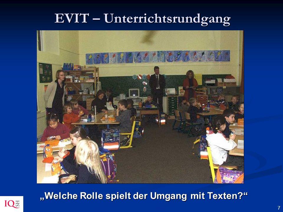 EVIT – Unterrichtsrundgang