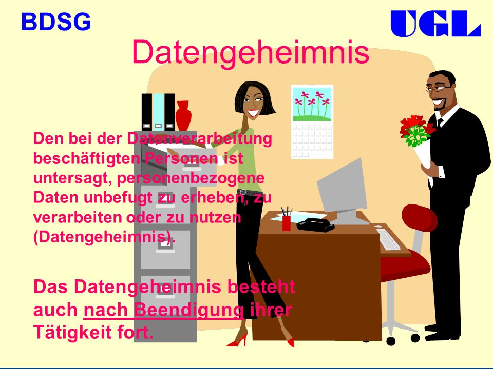 Datengeheimnis