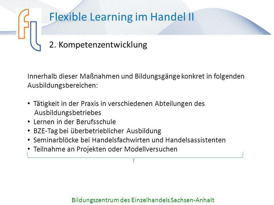2. Kompetenzentwicklung