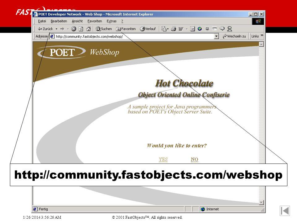 http://community.fastobjects.com/webshop