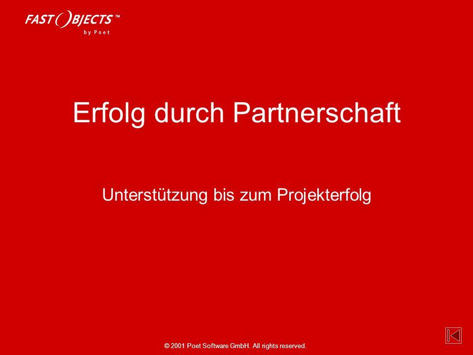 Erfolg durch Partnerschaft
