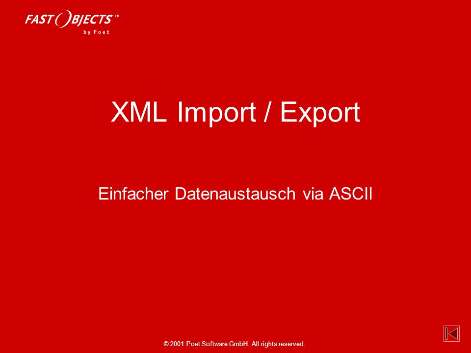 Einfacher Datenaustausch via ASCII