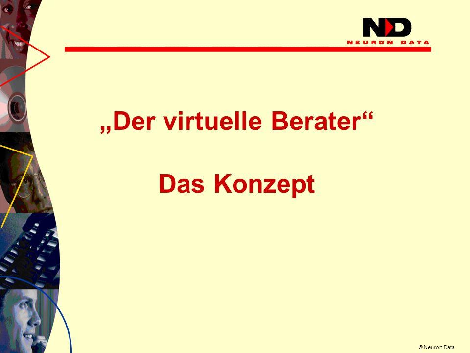 """""""Der virtuelle Berater"""