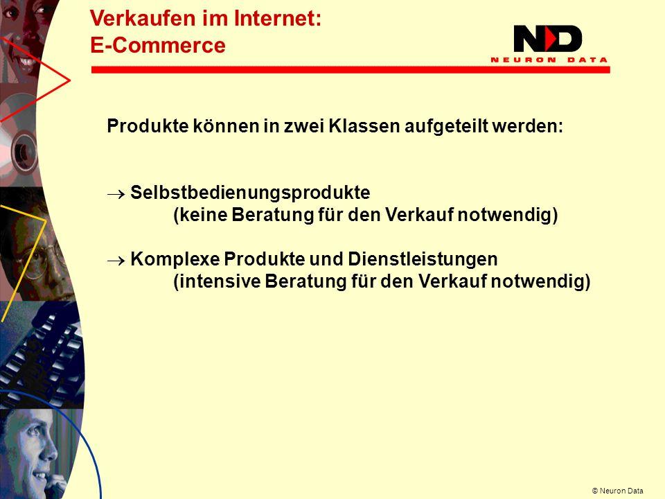 Verkaufen im Internet: E-Commerce
