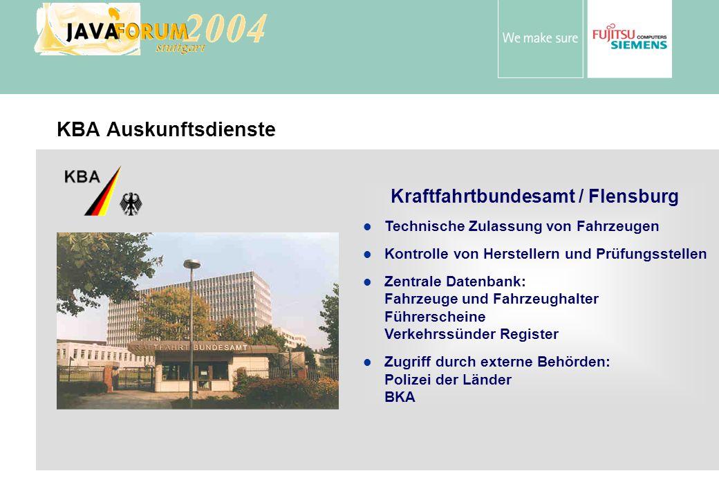 Kraftfahrtbundesamt / Flensburg