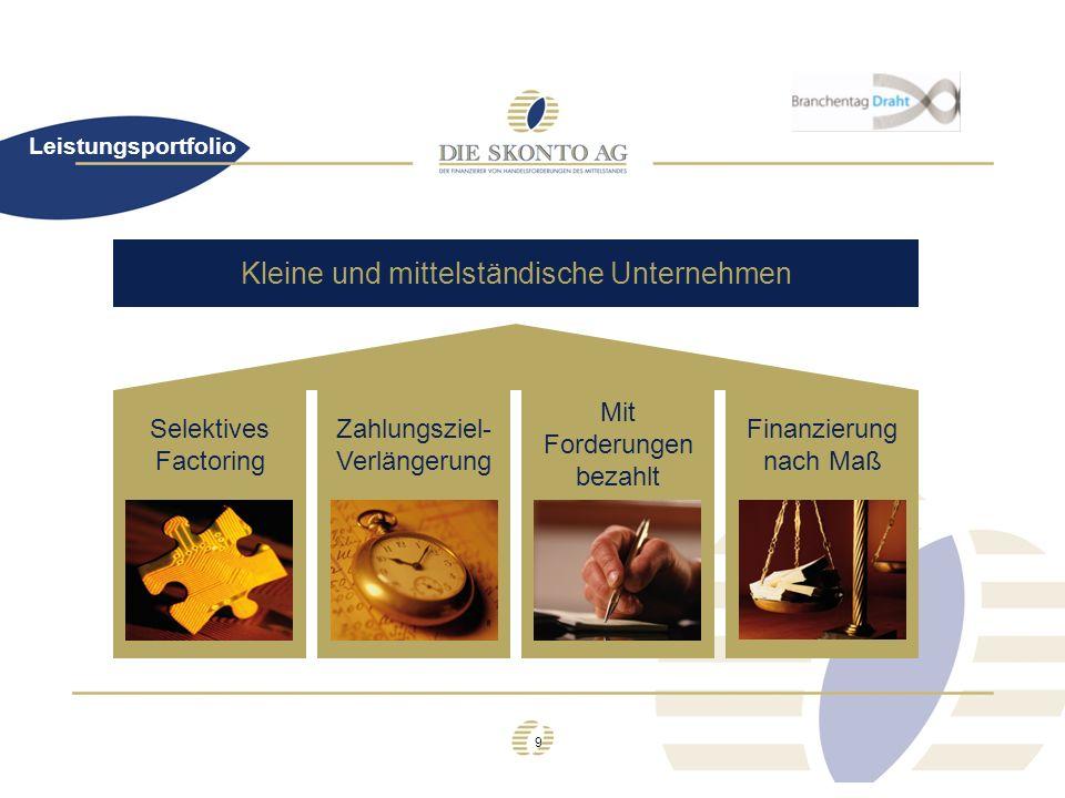 Kleine und mittelständische Unternehmen