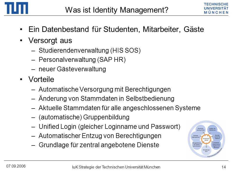 Was ist Identity Management