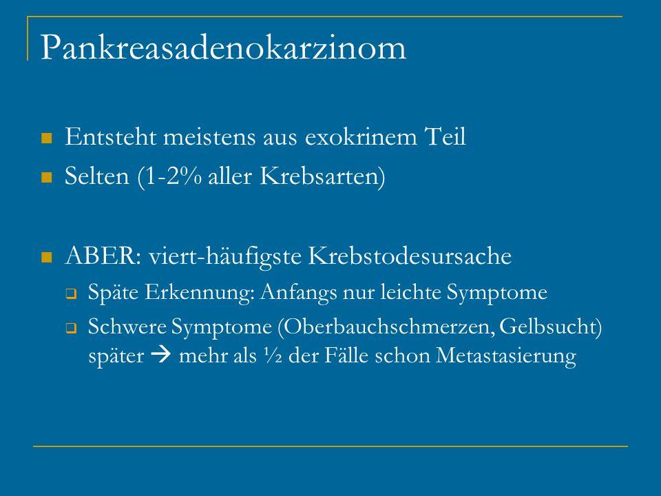 Pankreasadenokarzinom
