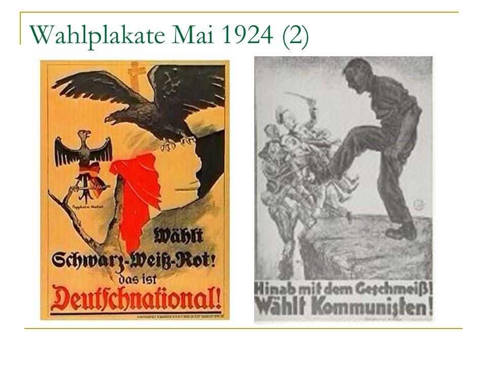 Wahlplakate Mai 1924 (2)