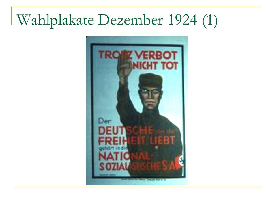 Wahlplakate Dezember 1924 (1)