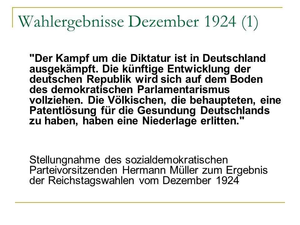 Wahlergebnisse Dezember 1924 (1)