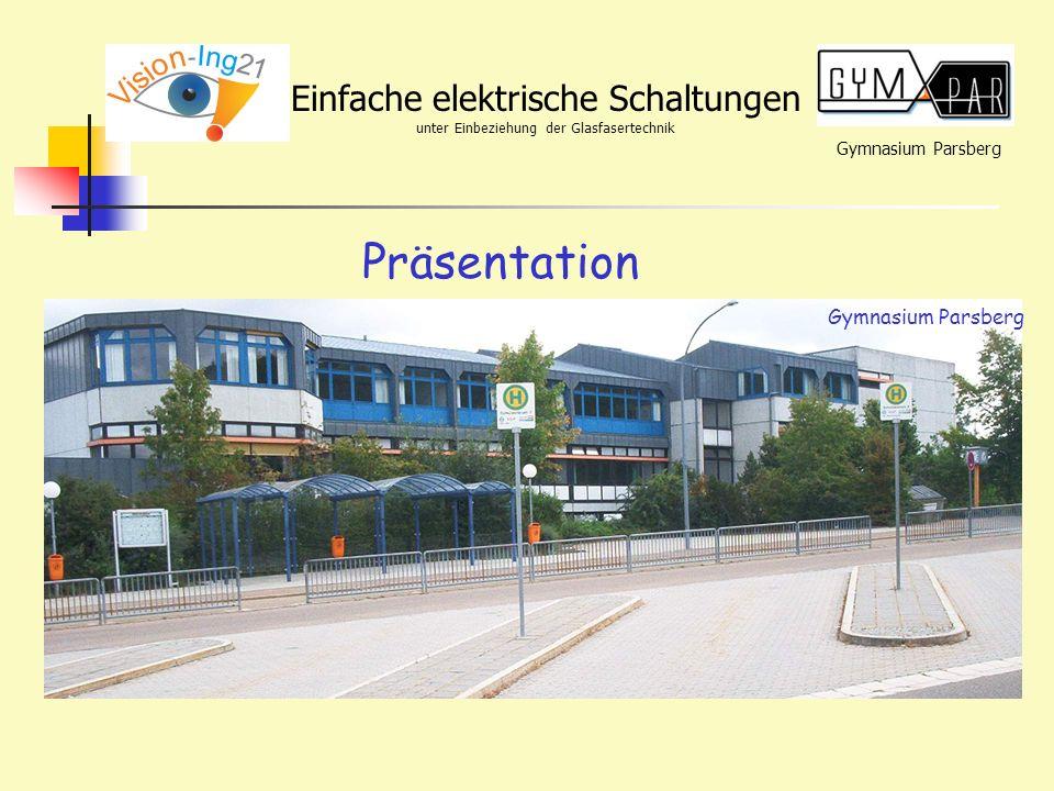 Präsentation Gymnasium Parsberg