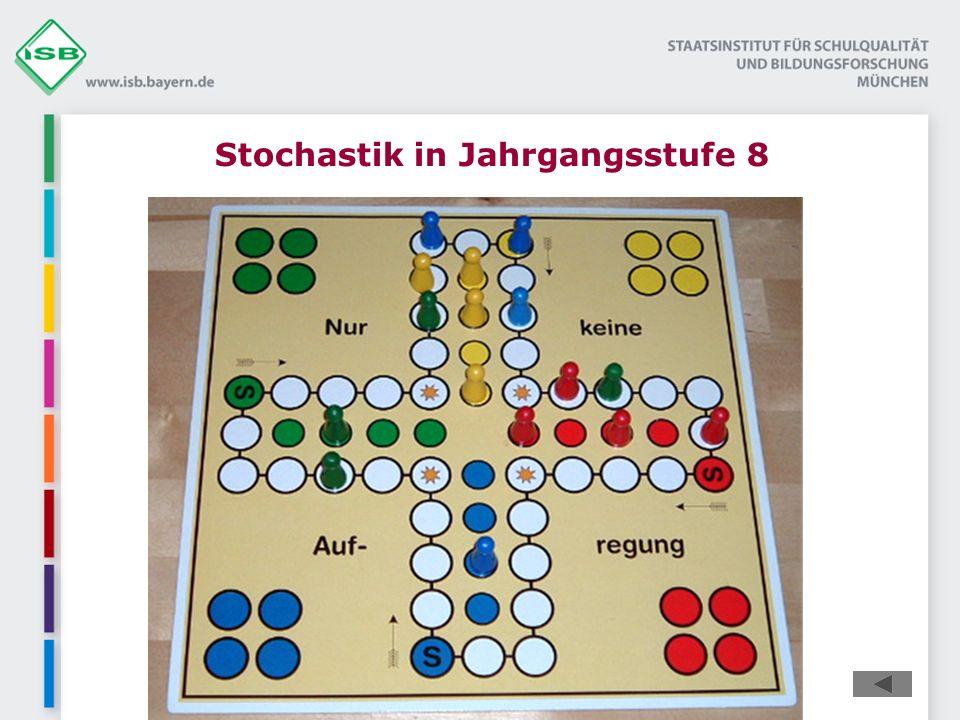 Stochastik in Jahrgangsstufe 8