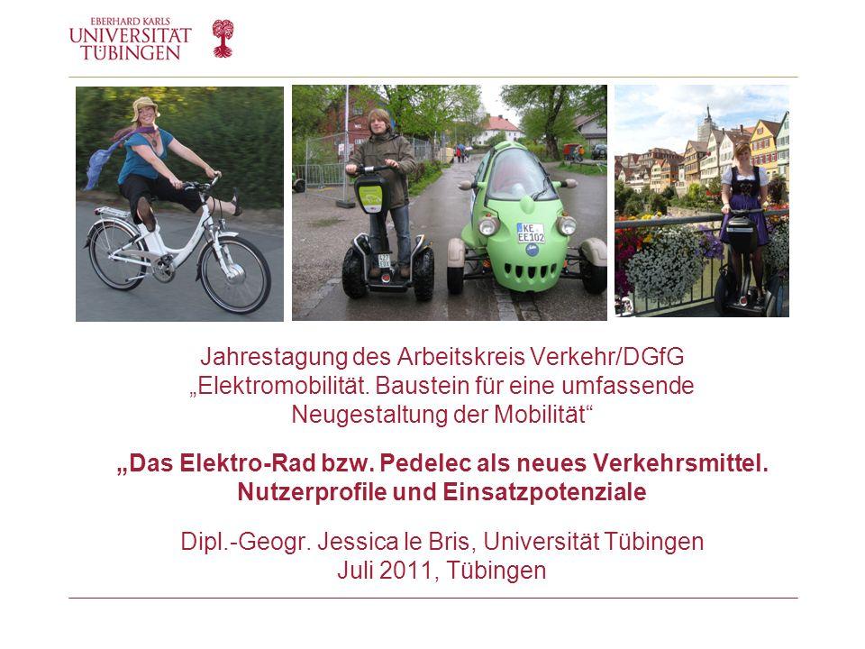 Jahrestagung des Arbeitskreis Verkehr/DGfG