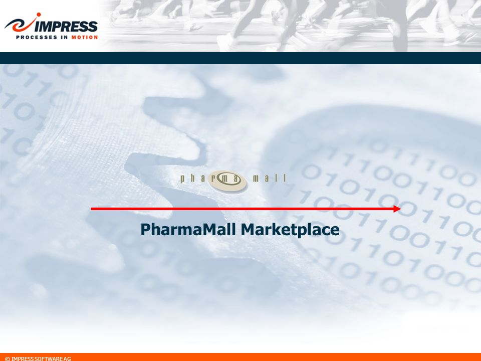 PharmaMall Marketplace