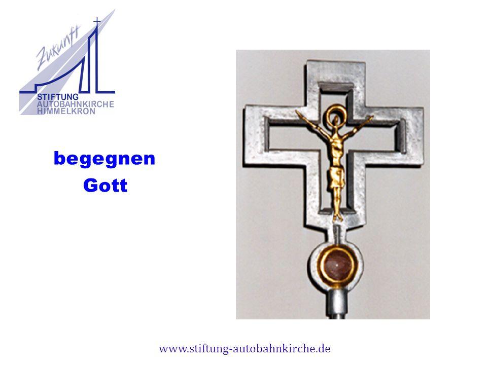 begegnen Gott