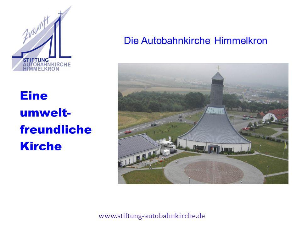 Die Autobahnkirche Himmelkron