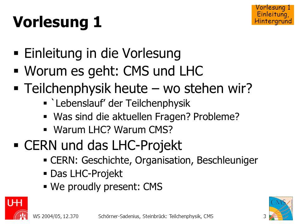 Schörner-Sadenius, Steinbrück: Teilchenphysik, CMS