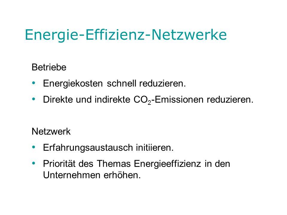 Energie-Effizienz-Netzwerke
