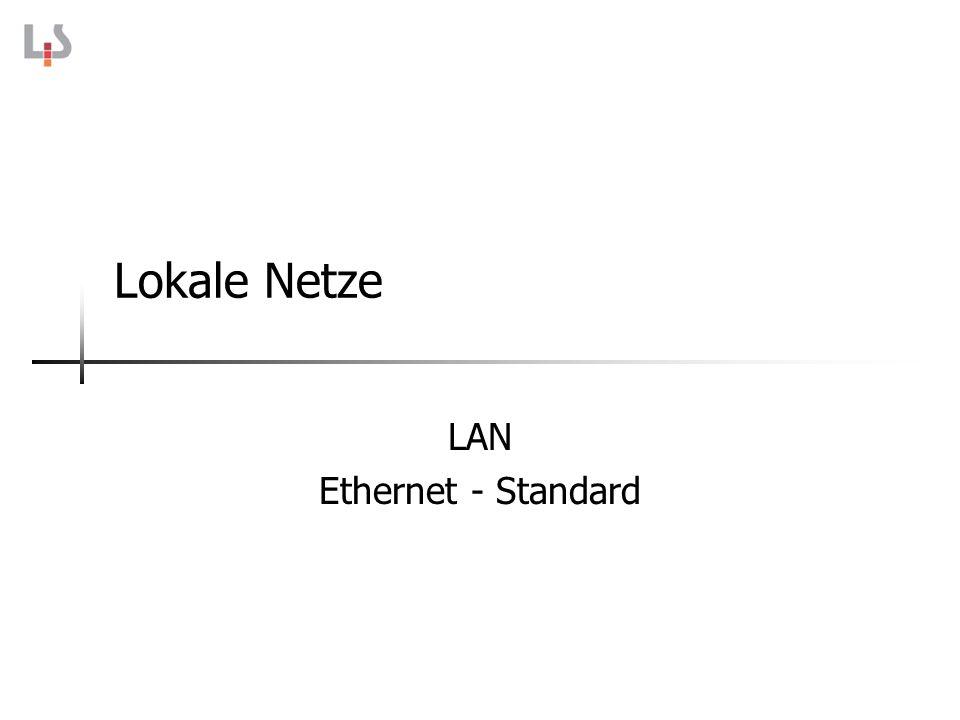 LAN Ethernet - Standard