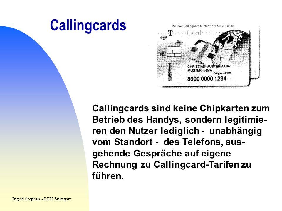 Callingcards