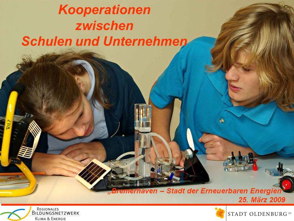 Schulen und Unternehmen