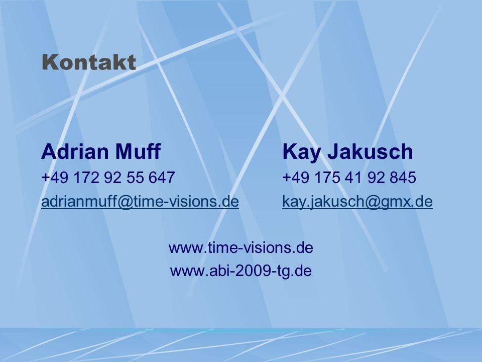 Adrian Muff Kay Jakusch