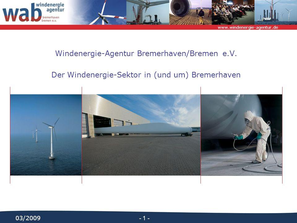 Windenergie-Agentur Bremerhaven/Bremen e.V.