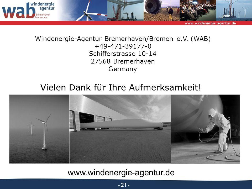 Windenergie-Agentur Bremerhaven/Bremen e.V. (WAB)