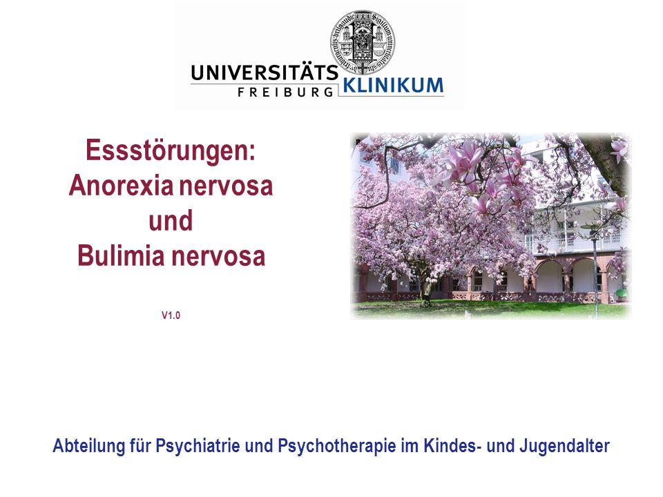 Essstörungen: Anorexia nervosa und Bulimia nervosa V1.0
