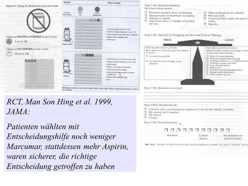RCT, Man Son Hing et al. 1999, JAMA:
