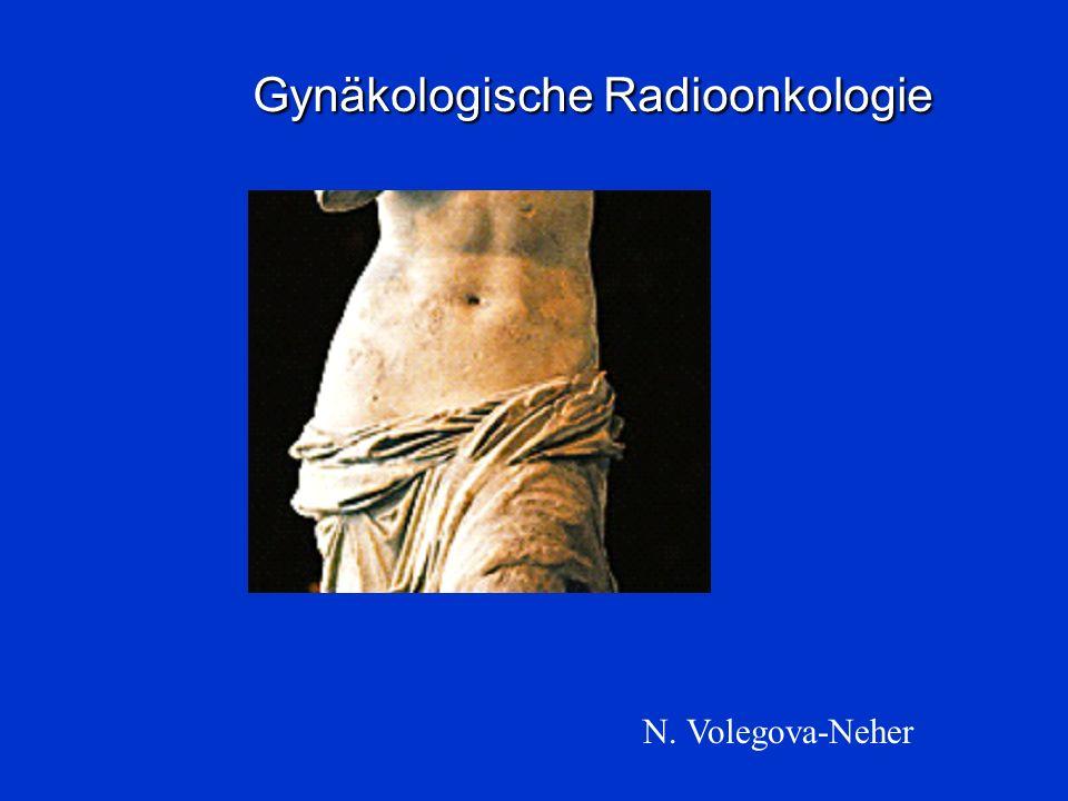 Gynäkologische Radioonkologie