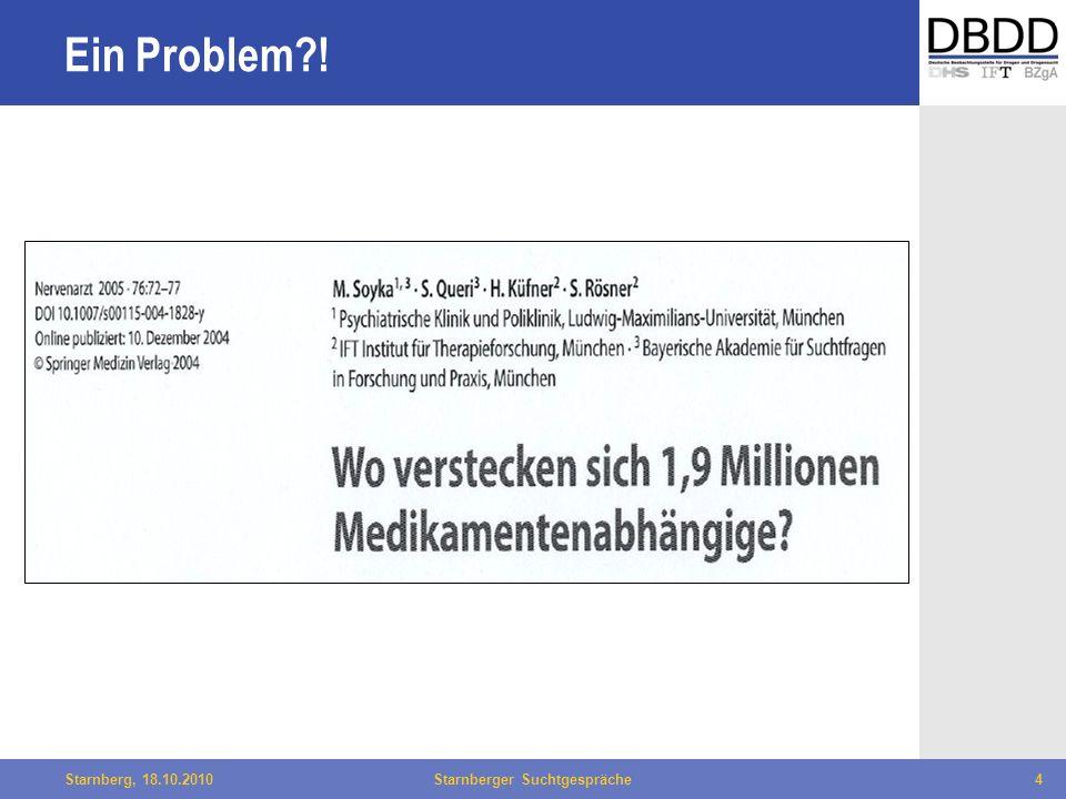 Ein Problem !