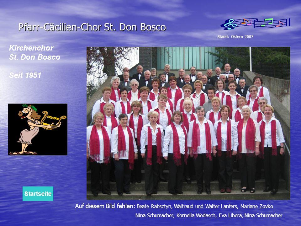 Pfarr-Cäcilien-Chor St. Don Bosco