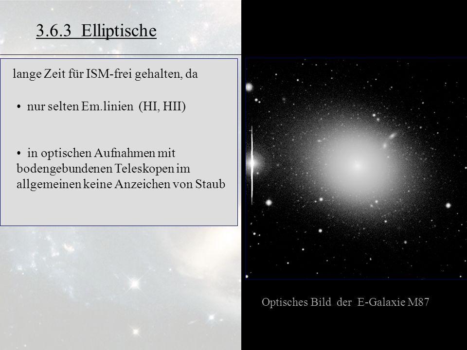 3.5.7 3.6.3 Elliptische lange Zeit für ISM-frei gehalten, da