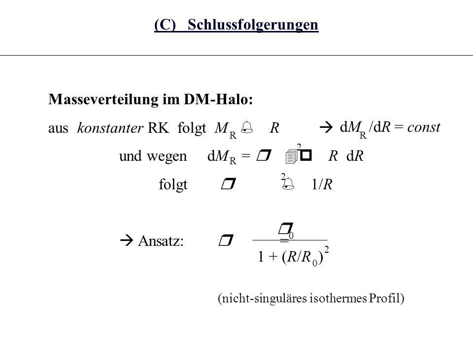 (C) Schlussfolgerungen