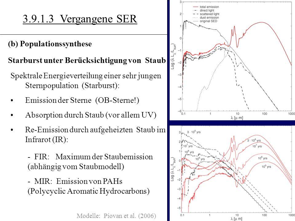 3.10.7 3.9.1.3 Vergangene SER (b) Populationssynthese