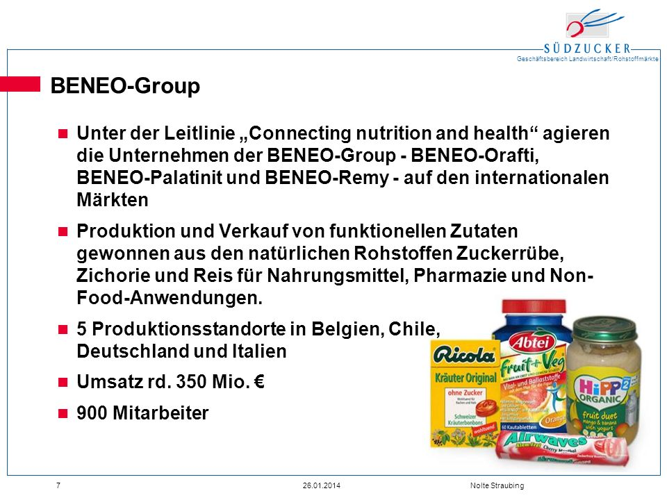BENEO-Group