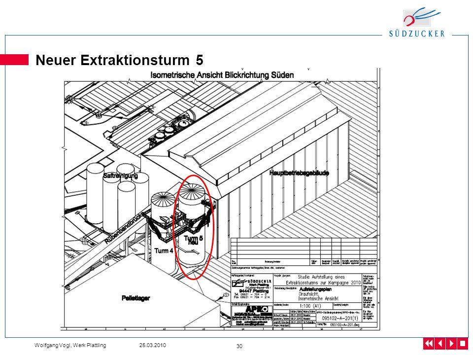 Neuer Extraktionsturm 5