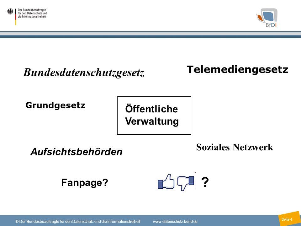 Bundesdatenschutzgesetz Telemediengesetz Öffentliche Verwaltung
