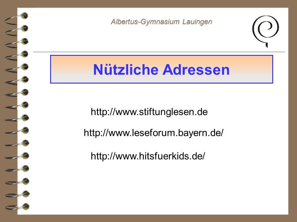Albertus-Gymnasium Lauingen