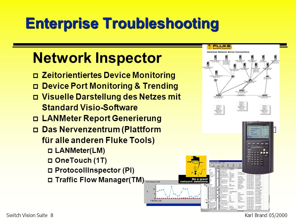 Enterprise Troubleshooting