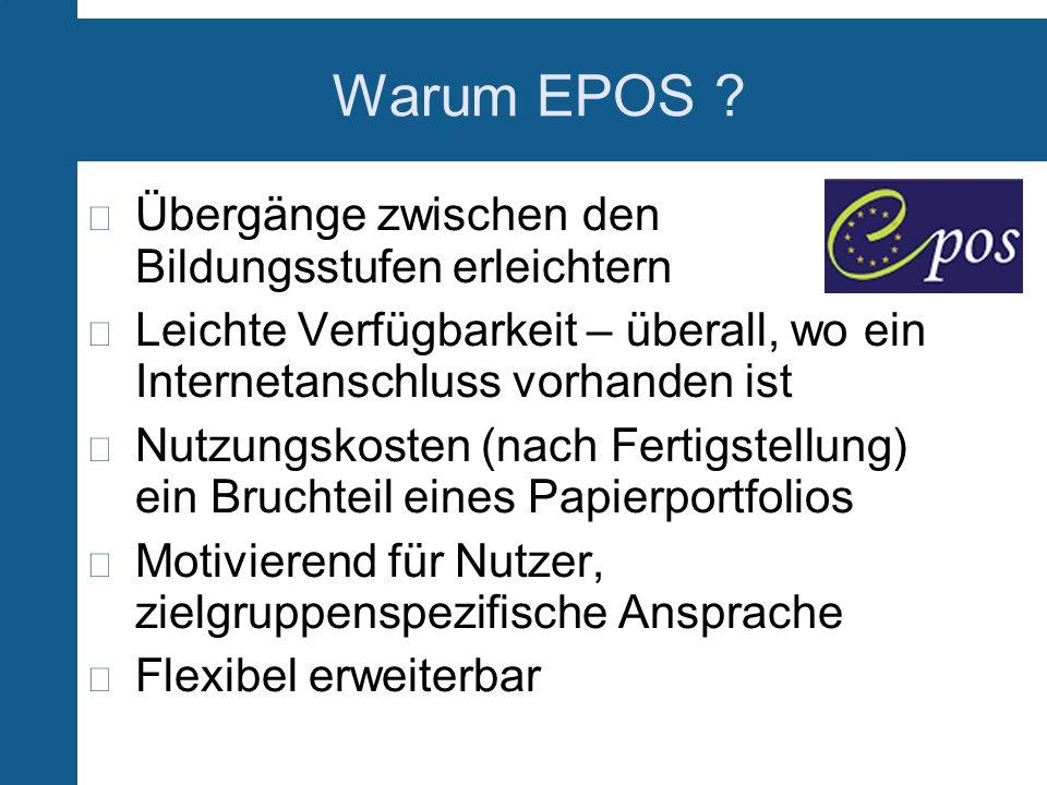 Warum EPOS Übergänge zwischen den Bildungsstufen erleichtern