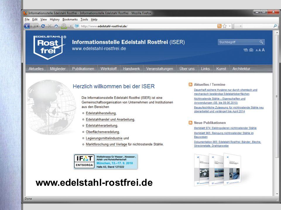 www.edelstahl-rostfrei.de