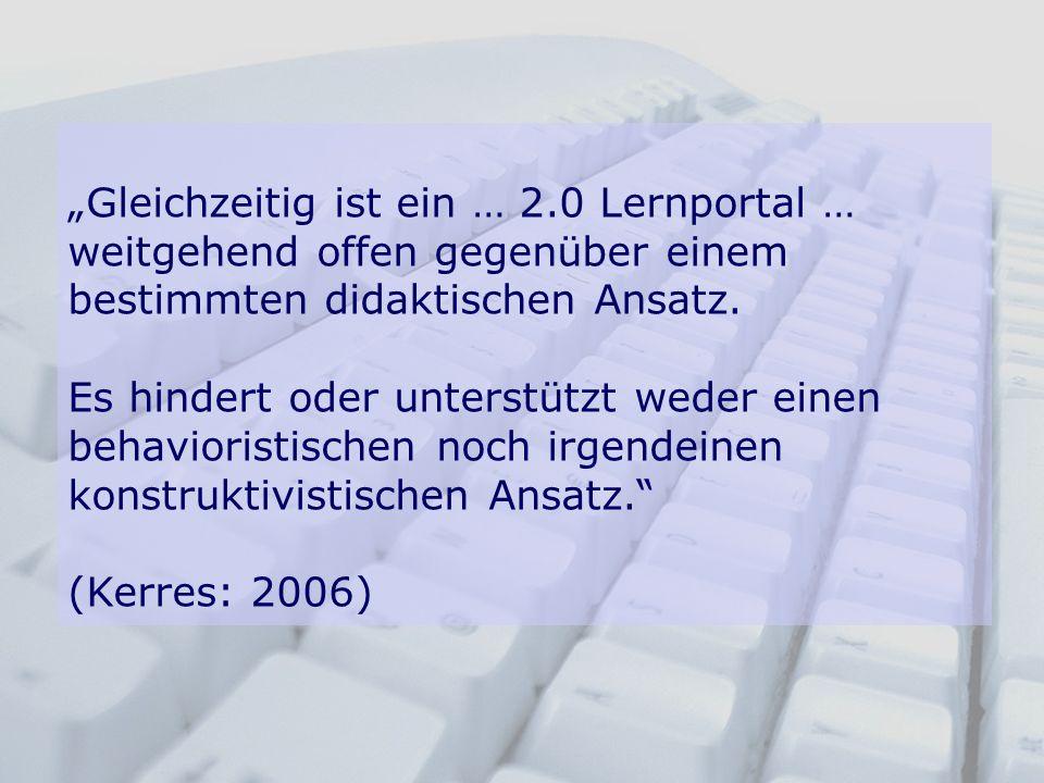 """""""Gleichzeitig ist ein … 2"""