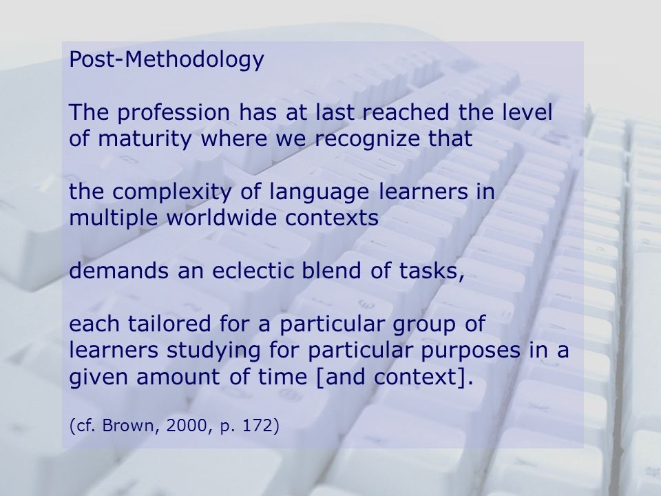 the complexity of language learners in multiple worldwide contexts