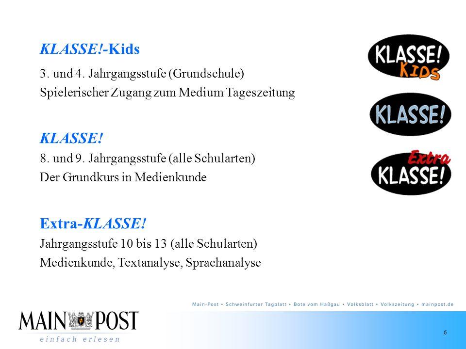 KLASSE!-Kids KLASSE! Extra-KLASSE!